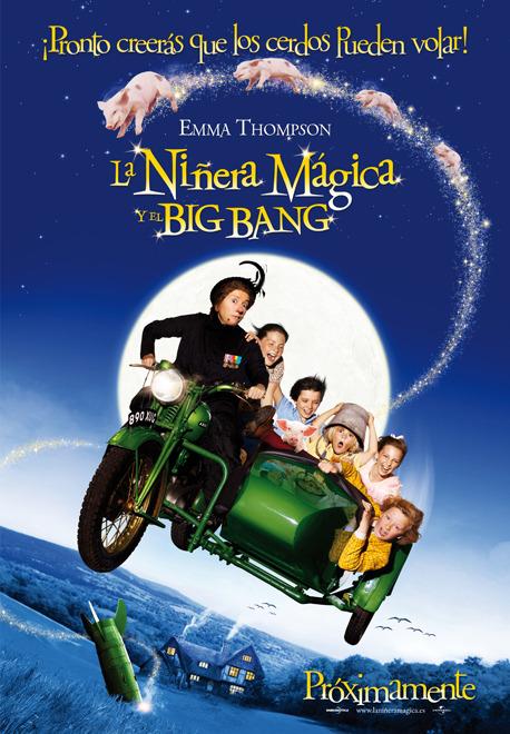 La Ni�era Magica y el Big Bang