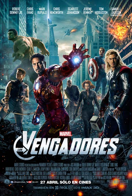 Cartel The Avengers