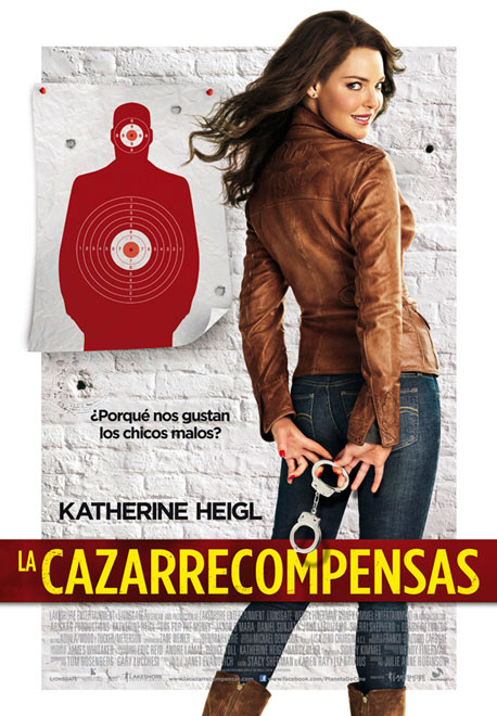 Cartel La Cazarrecompensas