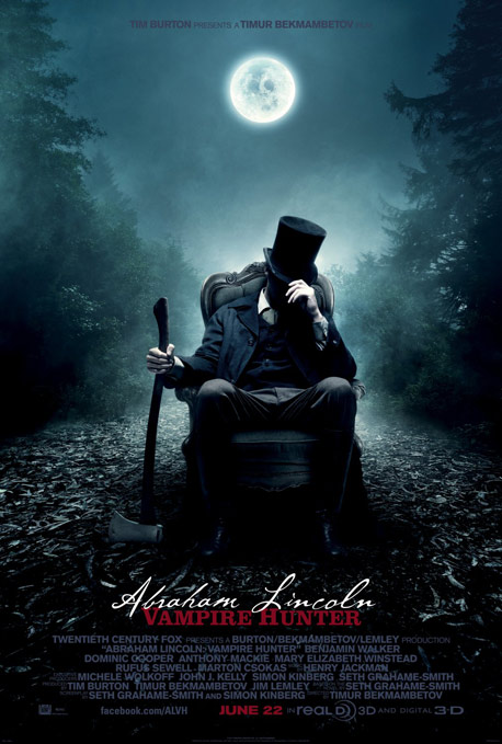 Cartel Abraham Lincoln: Vampire Hunter