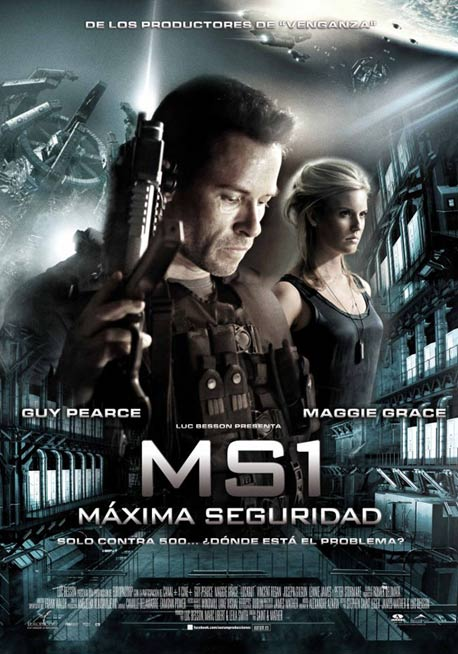 MS1: Mxima seguridad