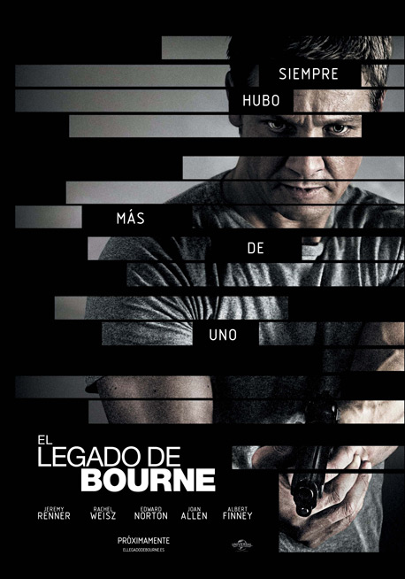 Cartel The Bourne Legacy