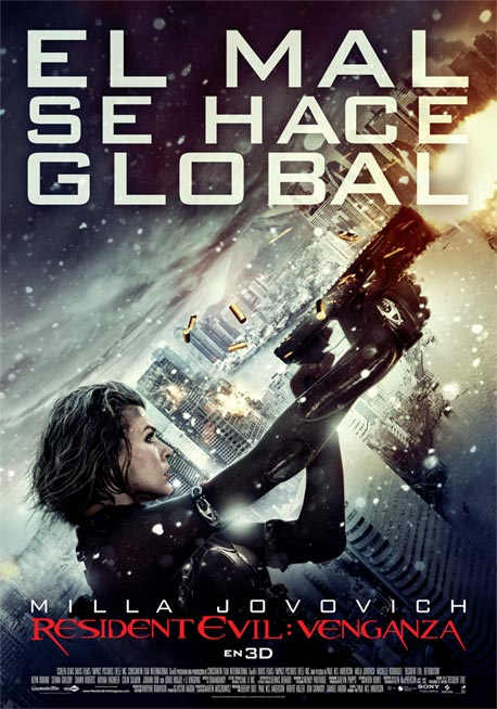 Cartel Resident Evil: Retribution