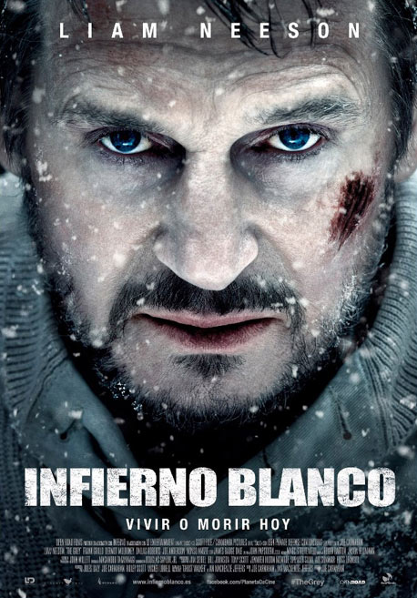 Cartel Infierno Blanco