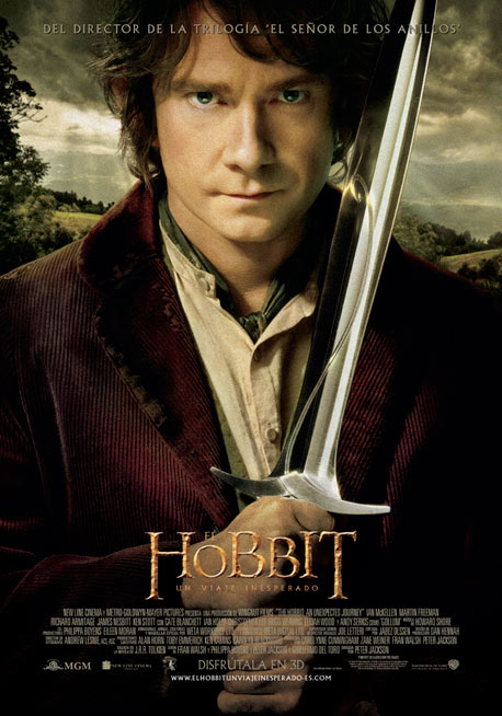 Cartel The Hobbit: An Unexpected Journey