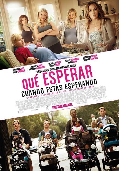 Cartel What to Expect When You're Expecting