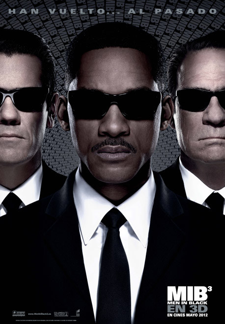 Cartel Men in Black III