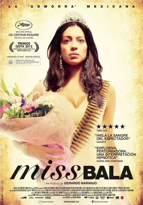 Cartel Miss Bala