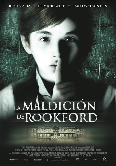 Cartel La maldicin de Rookford