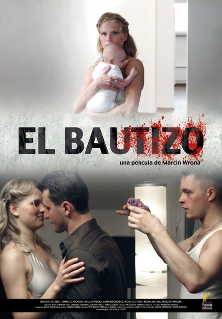 Cartel El Bautizo