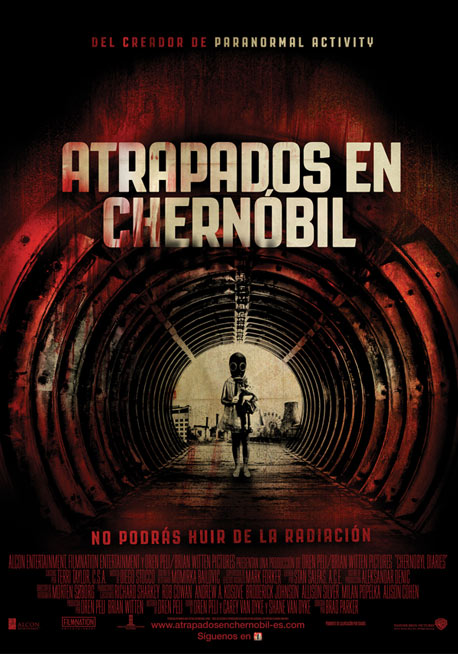 Cartel Chernobyl Diaries