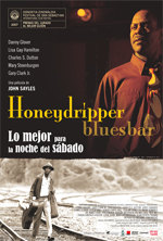 Honeydripper Blues Bar