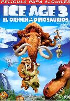 Cartel Ice Age 3: El Origen De Los Dinosaurios