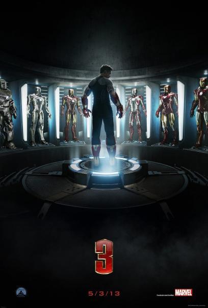 Cartel Iron Man 3