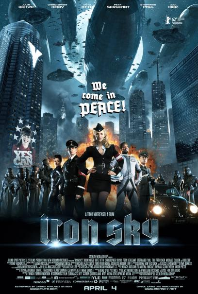 Cartel Iron Sky