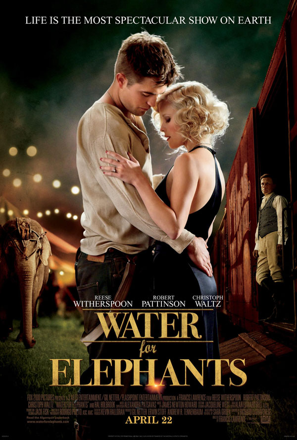 Re: Voda pro slony / Water for Elephants (2011)