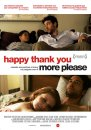 Cartel de Happy Thank You More Please